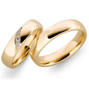 Ką verta žinoti renkantis vestuvinius žiedus – 2 dalis